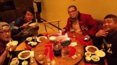 アントニオ小猪木 公式ブログ/会議後の食事 画像1