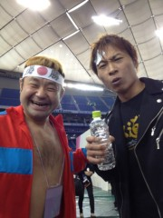 アントニオ小猪木 公式ブログ/東京ドーム大会の対戦相手 画像1