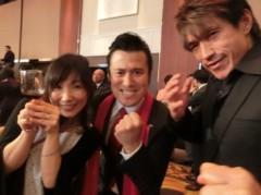 アントニオ小猪木 公式ブログ/田中稔夫妻と! 画像1