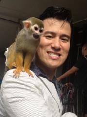 アントニオ小猪木 公式ブログ/リスザルと再会! 画像1