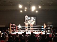 アントニオ小猪木 公式ブログ/大阪で最強タッグ優勝戦! 画像1