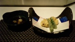 アントニオ小猪木 公式ブログ/ふぐ白子の天ぷら 画像1