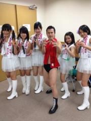 アントニオ小猪木 公式ブログ/ 徳島アイドルBaby dollと 画像1