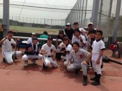 アントニオ小猪木 公式ブログ/野球で勝利したものの 画像1