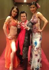 アントニオ小猪木 公式ブログ/スペシャルダンサー二人と 画像1