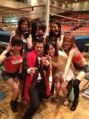 アントニオ小猪木 公式ブログ/ボクシング観戦終了! 画像1