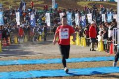 アントニオ小猪木 公式ブログ/マラソン2012ゴール 画像1