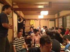 アントニオ小猪木 公式ブログ/石川雄規壮行会へ 画像1