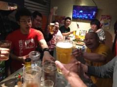 アントニオ小猪木 公式ブログ/2019年初酒場打上げ! 画像1