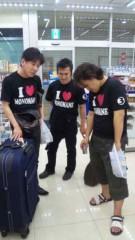 アントニオ小猪木 公式ブログ/沖縄から東京へ 画像1