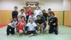 アントニオ小猪木 公式ブログ/本日関節技セミナー開催! 画像1