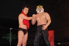 アントニオ小猪木 公式ブログ/タイガー戦を終えて 画像1