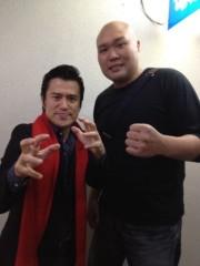 アントニオ小猪木 公式ブログ/ノブ・ハヤシ選手と 画像1