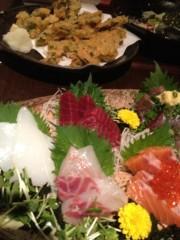 アントニオ小猪木 公式ブログ/菜の花の天ぷら 画像1