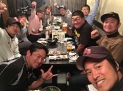 アントニオ小猪木 公式ブログ/川崎での草野球両軍打ち上げ! 画像1