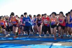 アントニオ小猪木 公式ブログ/マラソン2012スタート 画像1