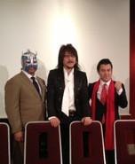 アントニオ小猪木 公式ブログ/感謝懇親会での記念写真 画像1