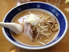 アントニオ小猪木 公式ブログ/函館で味噌ラーメン 画像1