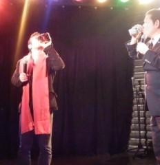 アントニオ小猪木 公式ブログ/山田貴敏先生の無茶振り! 画像1
