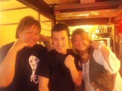 アントニオ小猪木 公式ブログ/沖縄での再会 画像1