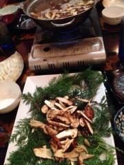 アントニオ小猪木 公式ブログ/マツタケ料理登場! 画像1