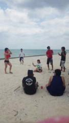 アントニオ小猪木 公式ブログ/ビーチでミニ撮影会 画像1