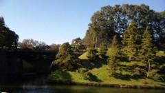 アントニオ小猪木 公式ブログ/皇居の緑 画像1