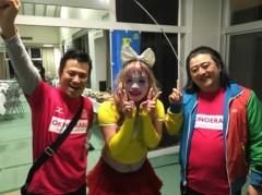 アントニオ小猪木 公式ブログ/ダンサーYOSHIKOと写真! 画像1