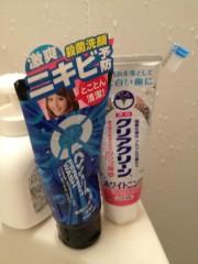 アントニオ小猪木 公式ブログ/歯磨き粉と洗顔フォーム 画像1