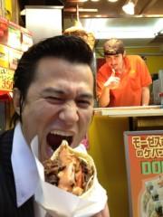 アントニオ小猪木 公式ブログ/上野の最高のケバブ 画像1