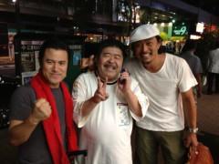 アントニオ小猪木 公式ブログ/銀座で先輩方と! 画像1