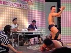 アントニオ小猪木 公式ブログ/西プロ赤坂サカス第二戦告知 画像1