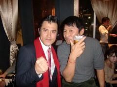 アントニオ小猪木 公式ブログ/武田修宏さん 画像1