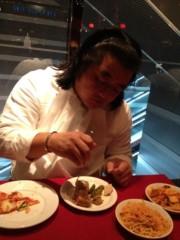 アントニオ小猪木 公式ブログ/小力と品川でディナー 画像1