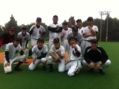 アントニオ小猪木 公式ブログ/1ヶ月振りの野球! 画像1