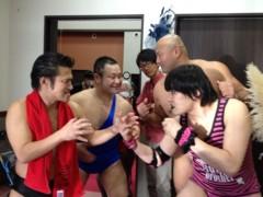 アントニオ小猪木 公式ブログ/徳島到着すぐ試合! 画像1