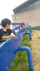 アントニオ小猪木 公式ブログ/楽しい滑り台 画像1