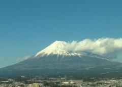 アントニオ小猪木 公式ブログ/富士山95パーセント 画像1
