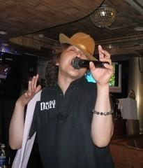 アントニオ小猪木 公式ブログ/ダンジーものまね披露! 画像1