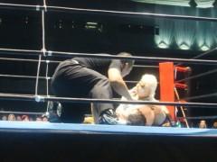 アントニオ小猪木 公式ブログ/ダンプ松本戦再戦ゴング! 画像1