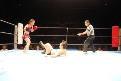 アントニオ小猪木 公式ブログ/韓国と異種格闘技戦 画像1