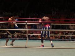 アントニオ小猪木 公式ブログ/ボクシングのデスマッチ 画像1