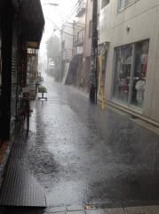 アントニオ小猪木 公式ブログ/雨上がりと傘 画像1