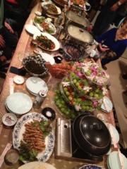 アントニオ小猪木 公式ブログ/豪華食事会へ 画像1