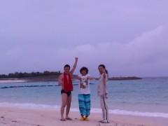 アントニオ小猪木 公式ブログ/きらきらビーチ三人衆 画像1