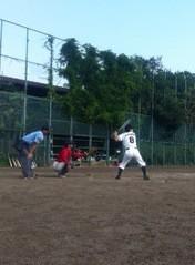 アントニオ小猪木 公式ブログ/草野球に誘われて 画像1