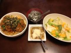 アントニオ小猪木 公式ブログ/再びカツ丼 画像1