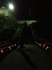 アントニオ小猪木 公式ブログ/夜の小田原城へ 画像1