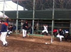 アントニオ小猪木 公式ブログ/ '12年2月草野球開始 画像1