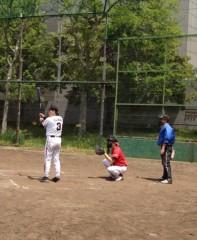 アントニオ小猪木 公式ブログ/草野球後半戦の熱視線! 画像1